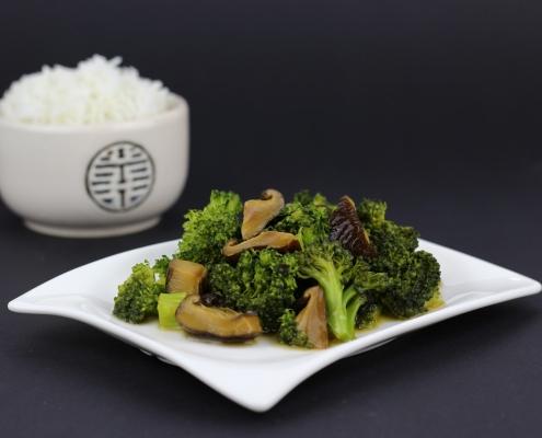 brokolli-wok